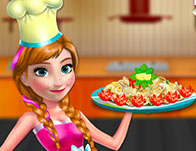 Anna Real Cooking - Cooking Games