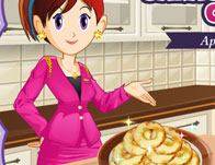 Apple Beignets: Sara's Cooking Class
