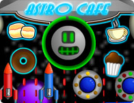 Astro Cafe tile