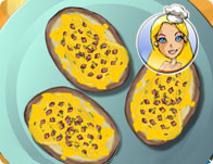 Barbie Baked Potato