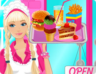 Www.barbie cooking games free online