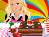Barbie's Brownies