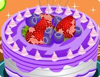 Birthday Cake Decor Game