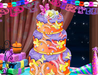Birthday Cake Chef Cooking Games