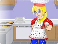 Chic Kitchen Dress Up
