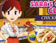 Chicken Fajitas: Sara's Cooking Class
