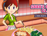 Chicken Parmesan: Sara's Cooking Class