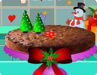 Christmas Cake Bake