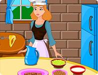 Cinderella Tiramisu Cheesecake