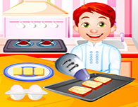 Cooking Pepper Spice Cookies