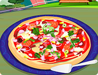 Create Your Pizza