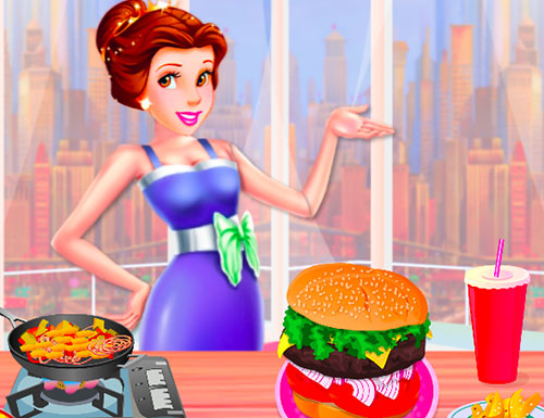 Dede Burger Fun