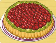 Delicious Cherry Cake