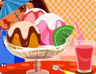 Dora Ice Cream Sundae