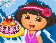 Dora Royal Cake