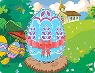 Easter Eggs Decoration 2