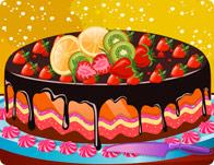 Finger Licking Fruit Cake