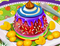 Fruity Jelly Decoration