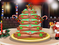 Ginger Bread Christmas Tree