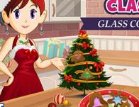 Glass Cookies Sara's Cooking Class