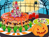 Halloween Lovely Cakes
