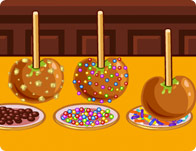 Halloween Treat - Caramel Apples