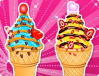 Ice Cream Cone Cupcakes Saga