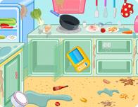 Kitchen Restaurant Clean Up 2