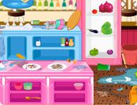 Kitchen Restaurant Cleanup