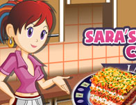 Lasagna Sara's Cooking Class