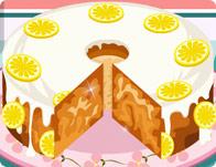 Lemon Sponge Cake