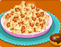 Lilys Caramel Popcorn