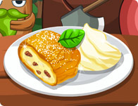 Make Apple Strudel
