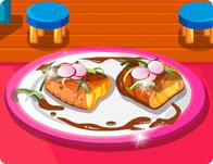Make Salmon Teriyaki