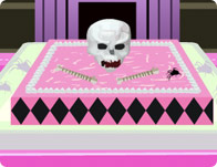 Monster High Birthday Cake Cooking Games