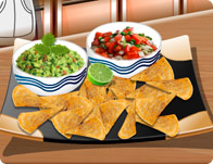 Nachos and Dips