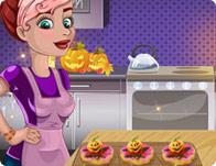 Oti's Halloween Cookies