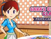 Pasta Carbonara: Sara's Cooking Class
