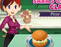 Pizza Burgers Sara S Cooking Cl