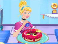 Princess Donuts Shop