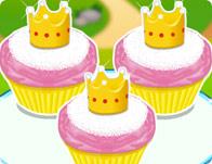 Queen Cupcakes