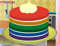strawberry cake cooking games