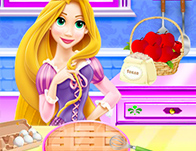 Rapunzel Apple Pie Recipe
