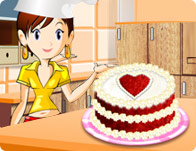 Cooking games play free cooking and baking games red velvet cake solutioingenieria Images