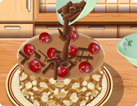 Sara's Chocolate Cake