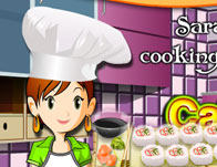 Sara's Cooking Class: California Rolls