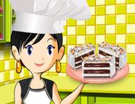Sara's Cooking Class: Ice Cream Cake