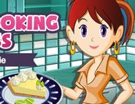 Sara's Cooking Class: Key Lime Pie