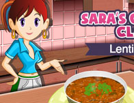 Sara's Cooking Class Lentil Soup