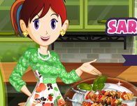 Sara's Cooking Class: Picnic Kabobs